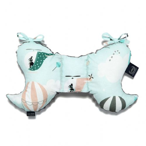 La Millou MISS CLOUDY  ANTISHAKE PILLOW ANGEL'S WINGS (GREY)